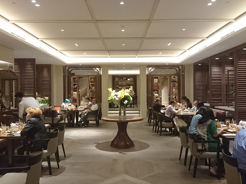Unveiling The New Grand Café