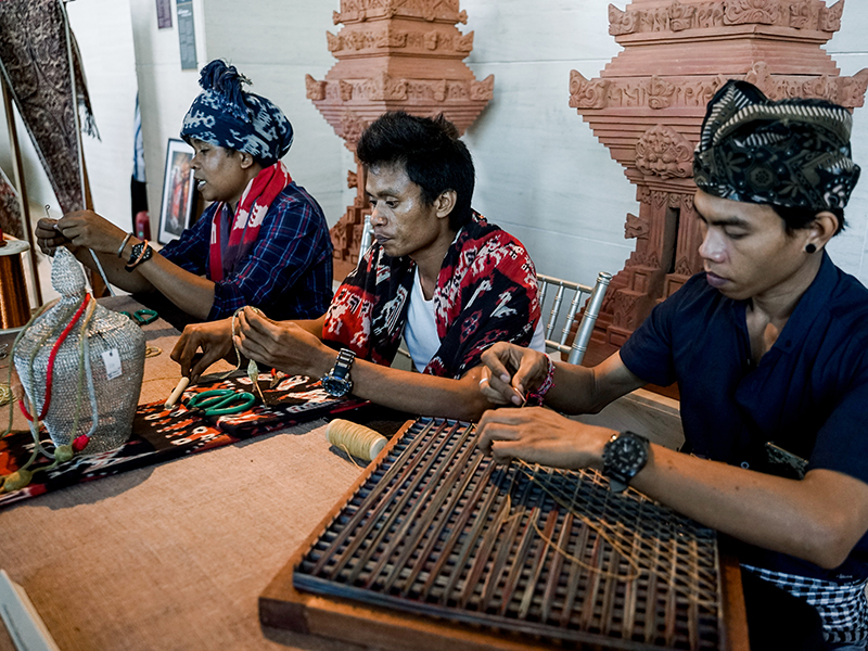 Celebration of Indonesian Craftsmanship
