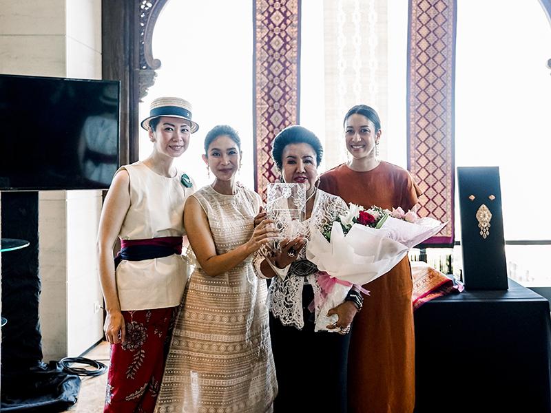 Perayaan Kerajinan Indonesia di The Apurva Kempinski Bali
