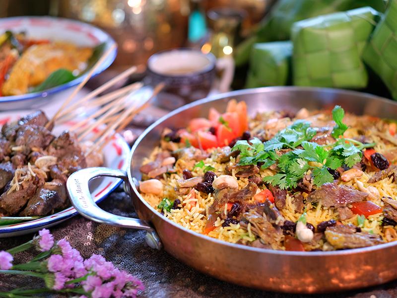 Ramadan Nasi Kebuli