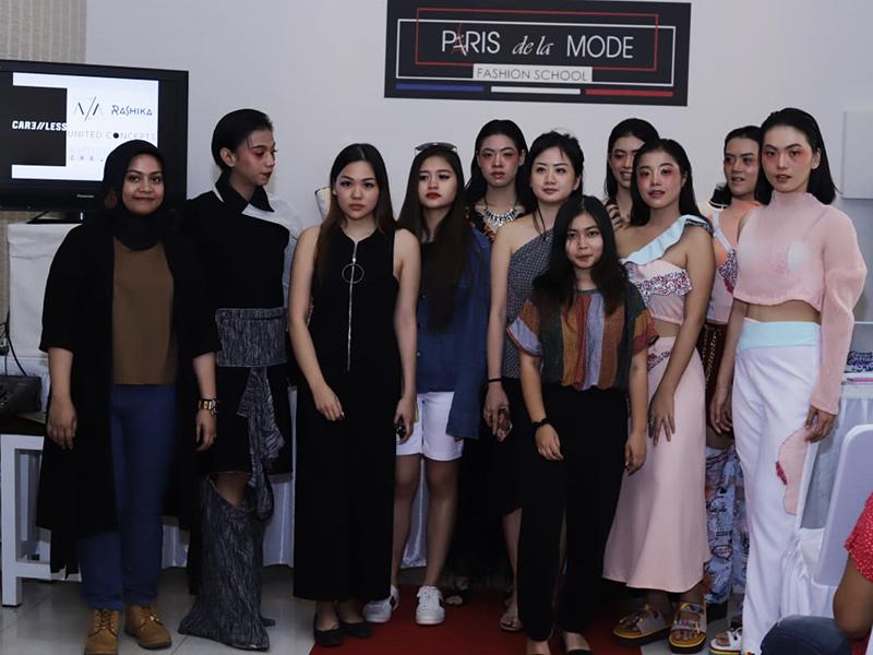 Paris de la Mode Fashion School