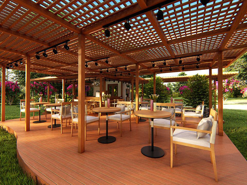 Lagoon Bar at Meliá Bali
