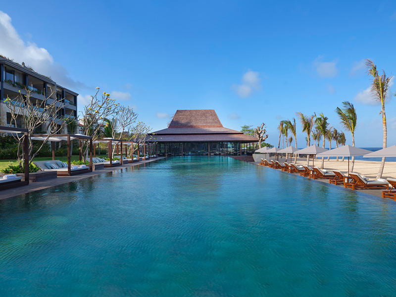 The Apurva Kempinski Bali Unveils Reef Beach Club