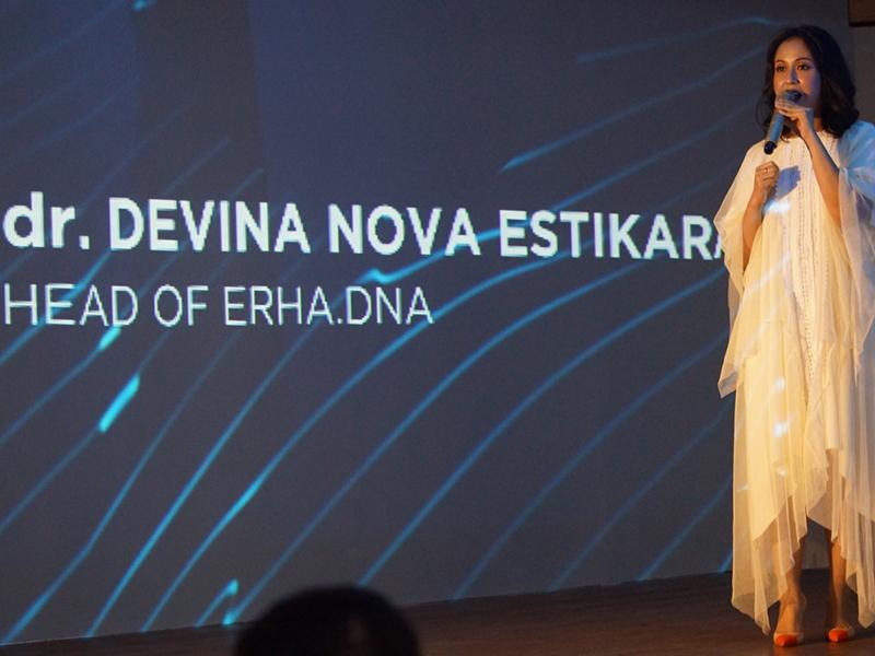 Dr Devina Estikaratri
