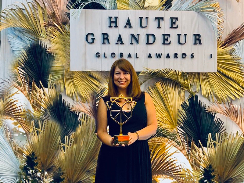Haute Grandeur Global Hotel Awards 2019