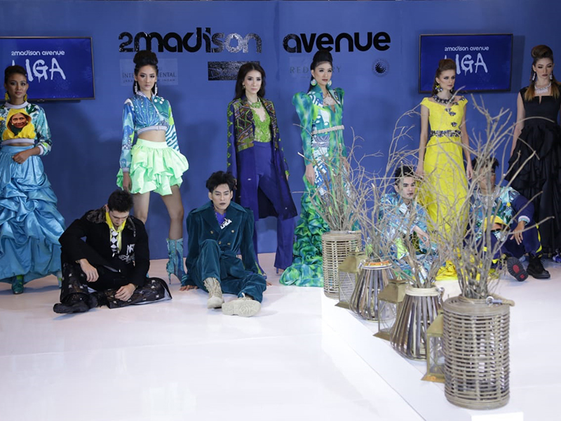 LIGA : New York Fashion Week 2020