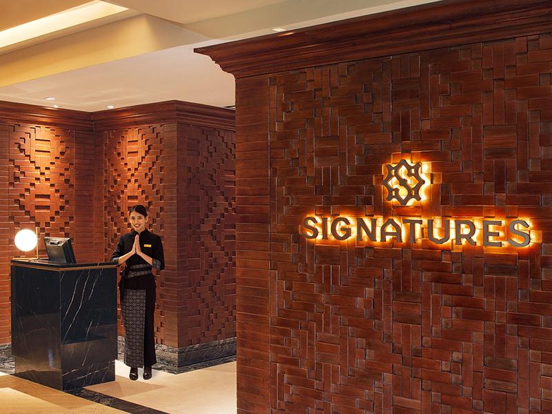 Signature Restaurant Exterior