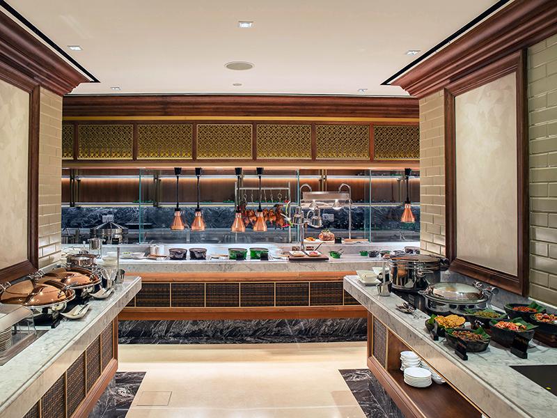 Signature Restaurant Interior