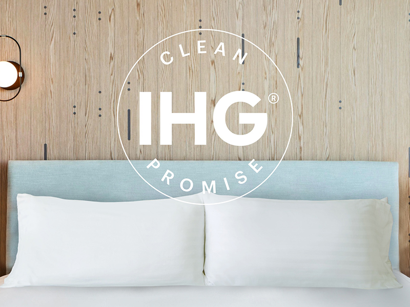 IHG Hotels & Resorts Offers a Fresh Take on Clean