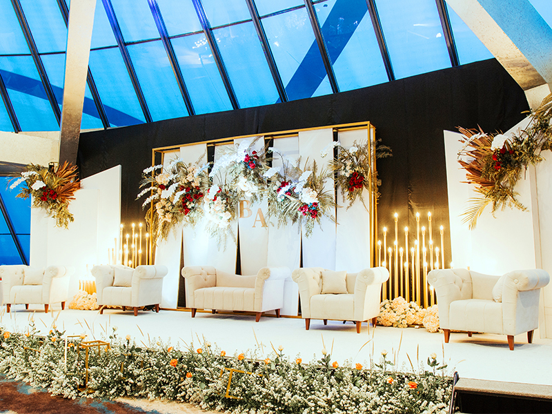 Holy Matrimony at JHL Solitaire Gading Serpong