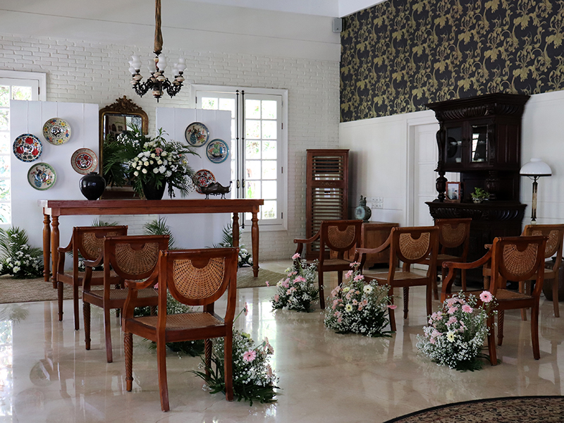 Intimate Wedding Showcase 2020 : Magical Wedding at Plataran Borobudur Hotel and Resort