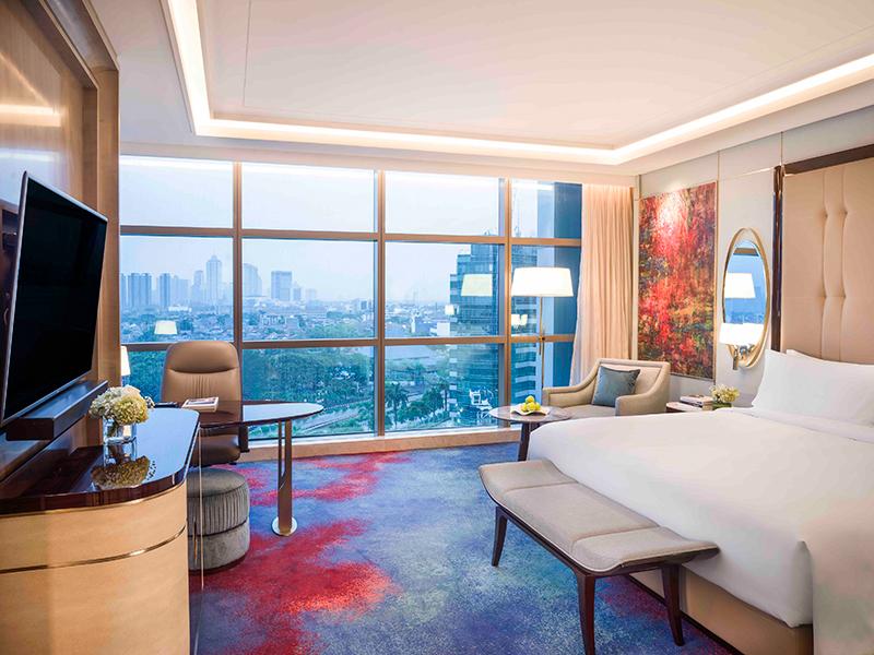 Intercontinental Jakarta Pondok Indah Deluxe Room