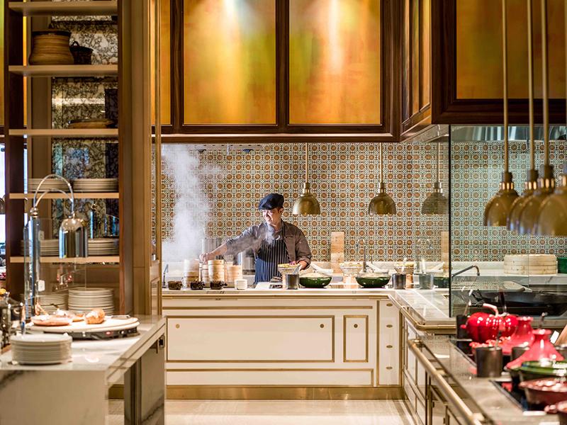 Intercontinental Jakarta Pondok Indah Sugar & Spice Chef