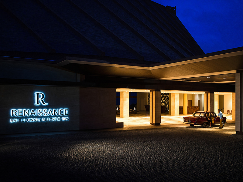 The Wait is Over Renaissance Bali Uluwatu is Open