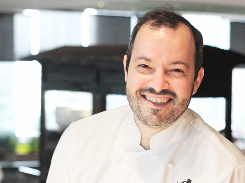 Keraton at The Plaza Hotel, Jakarta Proudly Introduces Chef Rafael Gil Director of Culinary