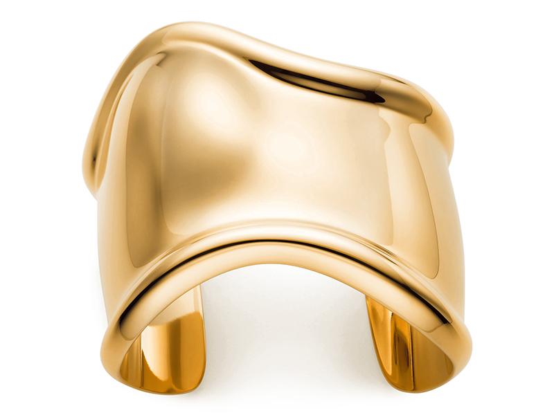The Legendary Tiffany & Co Elsa Peretti® Bone Cuff