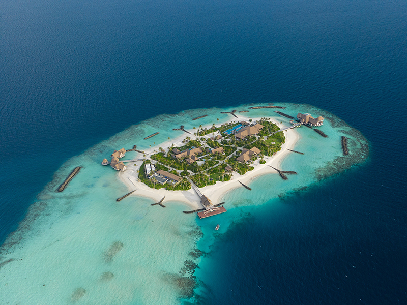Waldorf Astoria Maldives Ithaafushi Meluncurkan Exclusive Ithaafushi – The Private Island