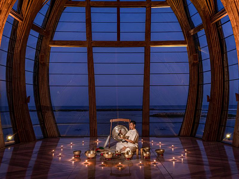 The Apurva Kempinski Bali Meluncurkan 'Sound Meditation Programme'