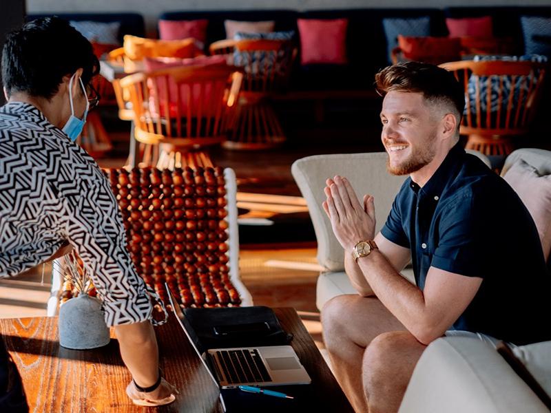 Hotel Indigo Bali Seminyak Beach Menghadirkan 'Work From Bali'