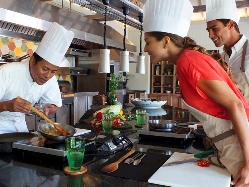 Dekat Dengan Alam dan Cita Rasa Kuliner Bali di Four Seasons Resorts Bali