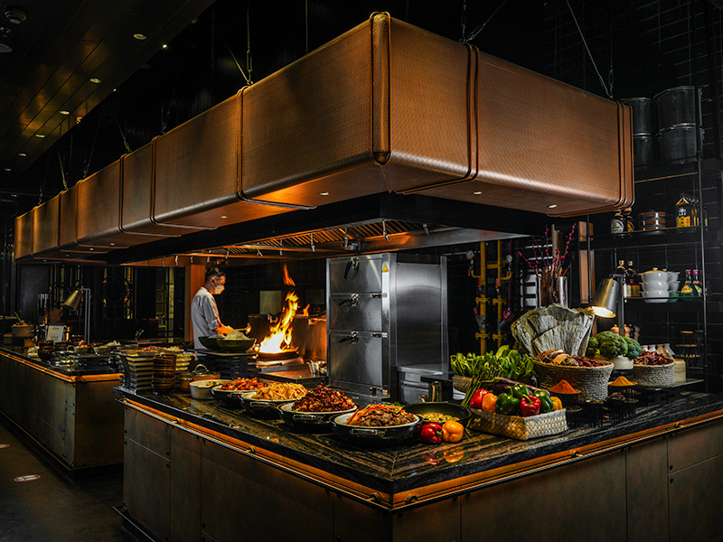 Modern Cantonese Cuisine di The Chinese National